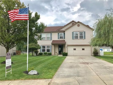 961 Peppermint Court, Greenfield, IN 46140 - #: 21590666