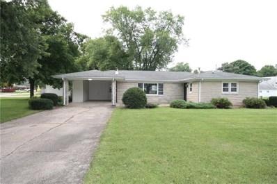 1381 Pearl Street, Taylorsville, IN 47280 - #: 21590676