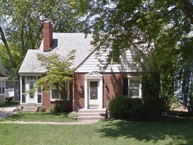 5814 Crittenden Avenue, Indianapolis, IN 46220 - #: 21590694