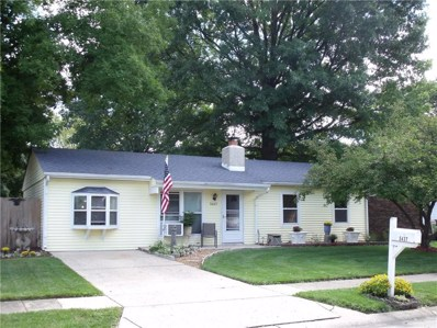 5437 Straw Hat Drive, Indianapolis, IN 46237 - #: 21590700