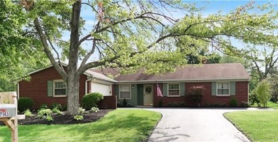 7143 Marla Drive, Indianapolis, IN 46256 - #: 21590718