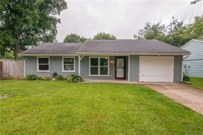 5434 Straw Hat Drive, Indianapolis, IN 46237 - #: 21590752
