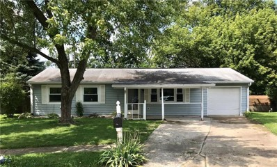 5303 Wagon Wheel Court, Indianapolis, IN 46237 - #: 21590805
