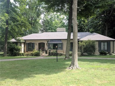 434 N Woodland Heights Drive, Crawfordsville, IN 47933 - MLS#: 21590849