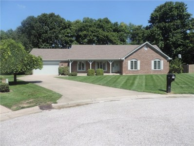 606 Bakeway Circle, Indianapolis, IN 46231 - MLS#: 21590891