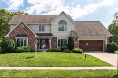 12221 Geist Cove Drive, Lawrence, IN 46236 - #: 21590936