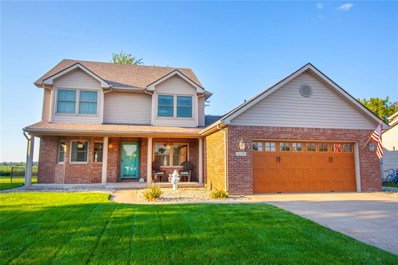 288 Blue Spruce Drive, Pendleton, IN 46064 - #: 21590952
