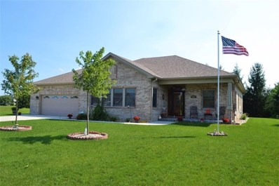 6604 Bluegrass Drive, Anderson, IN 46013 - MLS#: 21590962