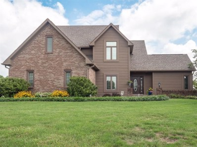 12538 Creekwood Court, Indianapolis, IN 46236 - #: 21590975