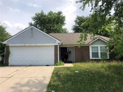 2821 Flap Lane, Indianapolis, IN 46218 - #: 21590997