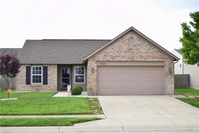 6341 E Ablington Court, Camby, IN 46113 - MLS#: 21591089