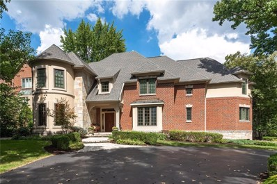 8011 Morningside Drive, Indianapolis, IN 46240 - MLS#: 21591103