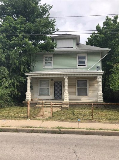 1322 W 30TH Street, Indianapolis, IN 46208 - #: 21591105