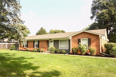 1240 Fox Hill Drive, Indianapolis, IN 46228 - MLS#: 21591143
