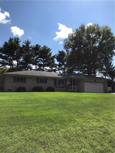 1722 Hickory Lane, Greenfield, IN 46140 - MLS#: 21591158