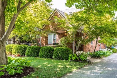 4022 N New Jersey Street, Indianapolis, IN 46205 - #: 21591233
