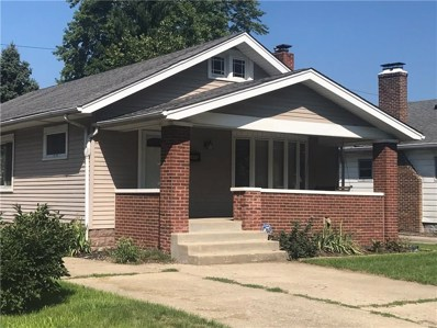 1416 N Linwood Avenue, Indianapolis, IN 46201 - #: 21591236
