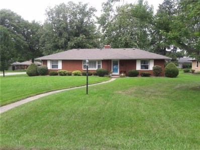 3626 Dogwood Drive, Anderson, IN 46011 - #: 21591257
