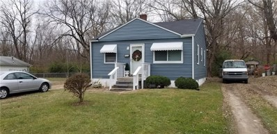 3326 N Station Street, Indianapolis, IN 46218 - #: 21591269