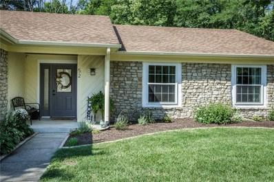 52 Granite Drive, Carmel, IN 46032 - #: 21591309