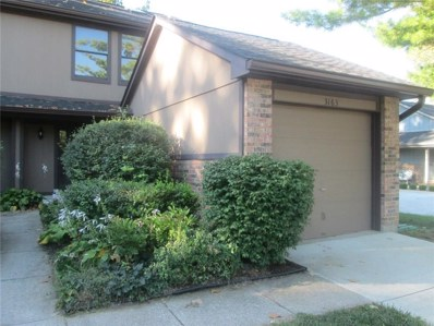 3163 Sandpiper Drive N, Indianapolis, IN 46268 - #: 21591330