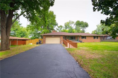 20 E Hickory Lane, Indianapolis, IN 46227 - #: 21591342