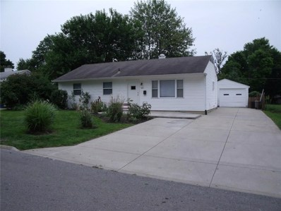 625 Roosevelt Street, Plainfield, IN 46168 - MLS#: 21591420