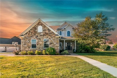 396 Morningside Drive, Brownsburg, IN 46112 - MLS#: 21591452