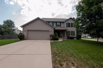 454 New London Drive, Greenwood, IN 46142 - #: 21591469