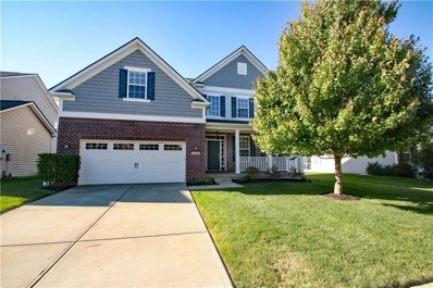 6109 Golden Eagle Drive, Zionsville, IN 46077 - #: 21591491