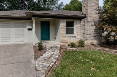 5810 N Rural Street, Indianapolis, IN 46220 - MLS#: 21591529