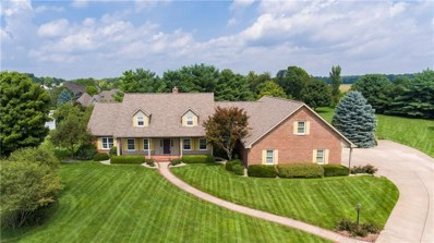 6048 W Hunters Court, Pendleton, IN 46064 - #: 21591539