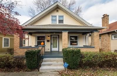 620 N Bancroft Street, Indianapolis, IN 46201 - MLS#: 21591548