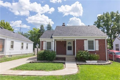 4817 Wentworth Boulevard, Indianapolis, IN 46201 - MLS#: 21591576