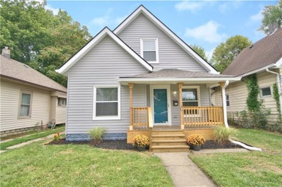 1021 King Avenue, Indianapolis, IN 46222 - #: 21591613