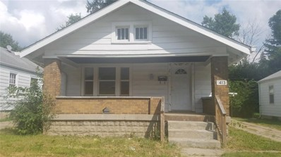 1413 N Concord Street, Indianapolis, IN 46222 - #: 21591615