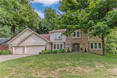 4346 Idlewild Lane, Carmel, IN 46033 - #: 21591634