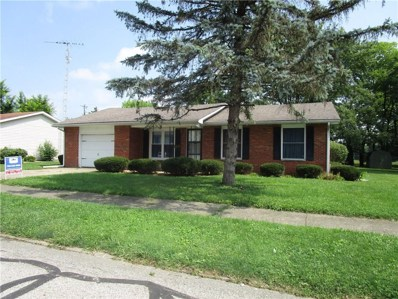 1206 Waggoner Drive, Rushville, IN 46173 - #: 21591706