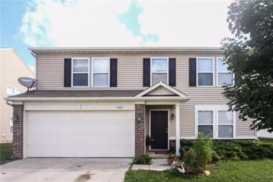 3409 Black Forest Lane, Indianapolis, IN 46239 - MLS#: 21591710