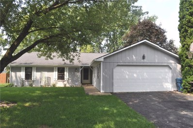 8812 Deer Run, Indianapolis, IN 46256 - #: 21591724