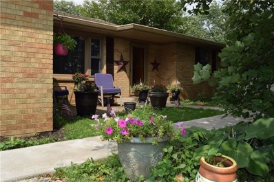 6436 Bonanza Lane, Indianapolis, IN 46254 - #: 21591730
