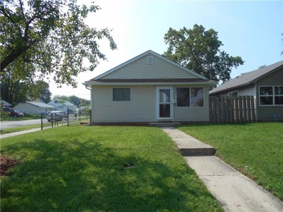 1433 E Bradbury Avenue, Indianapolis, IN 46203 - #: 21591736