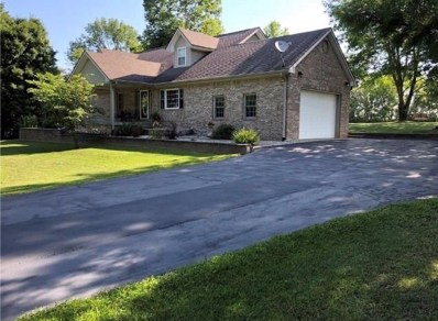 4471 Flake Road, Martinsville, IN 46151 - MLS#: 21591751