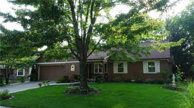 7536 Old Oakland Blvd West Drive, Indianapolis, IN 46236 - MLS#: 21591752