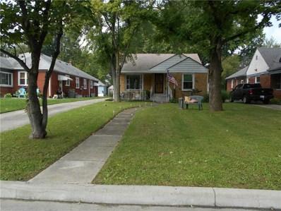 1306 N Butler Avenue, Indianapolis, IN 46219 - #: 21591759