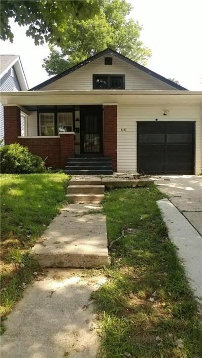 4141 Byram Avenue, Indianapolis, IN 46208 - #: 21591807