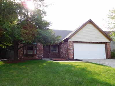 8124 Pocket Hollow Court, Indianapolis, IN 46256 - #: 21591868