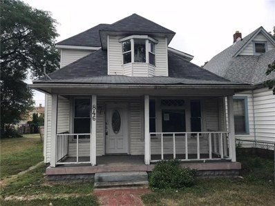 846 N Parker Avenue, Indianapolis, IN 46201 - #: 21591892