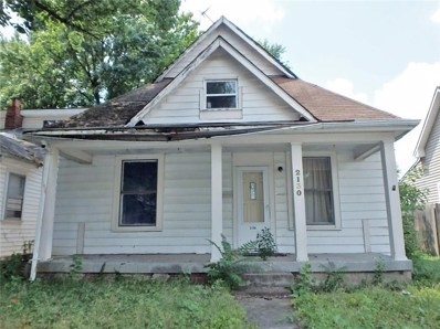 2130 Ringgold Avenue, Indianapolis, IN 46203 - #: 21591904