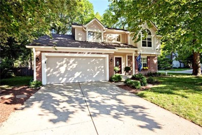 8366 Woodbrush Court, Indianapolis, IN 46256 - #: 21591910